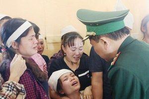 Thiếu tá biên phòng hi sinh khi vây bắt ma túy, vợ được đặc cách làm giáo viên