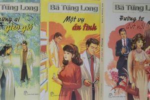 Bà Tùng Long trở lại văn đàn Việt với 10 đầu sách hot