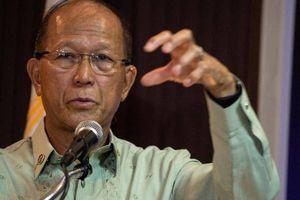 Philippines chỉ trích hành động của Trung Quốc ở Biển Đông