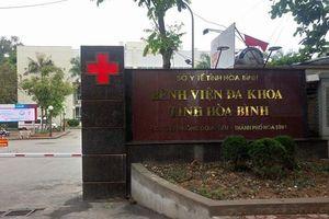 Bộ Y tế chỉ đạo khẩn vụ thai nhi tử vong tại Bệnh viện Đa khoa Hòa Bình