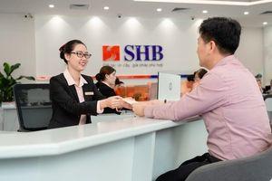 SHB: Lợi nhuận 6 tháng đạt 1.560 tỷ đồng, tăng 53% so với cùng kỳ 2018