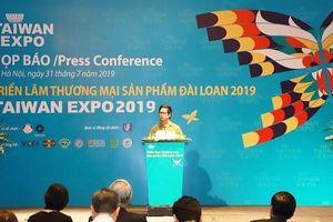 Sắp diễn ra Triển lãm thương mại sản phẩm Đài Loan 2019
