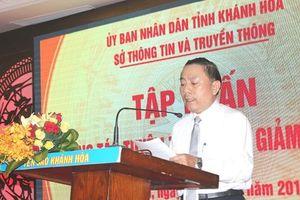 Hơn 150 người được tập huấn công tác tuyên truyền về giảm nghèo