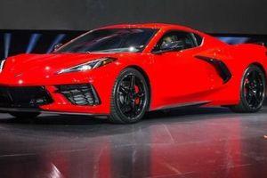 Chevrolet công bố hướng dẫn đặt hàng trực tuyến cho Corvette Stingray 2020