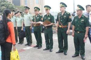 Giải cứu hai thiếu nữ Trung Quốc bị lừa sang Campuchia