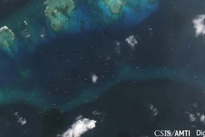 Philippines phản đối hoạt động của tàu Trung Quốc ở đảo Thị Tứ