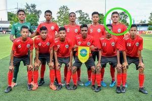 Gây sốc ở giải Đông Nam Á, đối thủ của U15 Việt Nam bị nghi gian lận tuổi