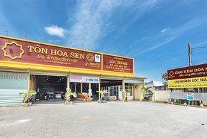 Hoa Sen (HSG) đóng cửa gần 80 chi nhánh trong quý, doanh thu sụt giảm 30%