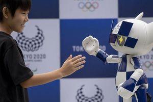 Robot linh vật sẽ xuất hiện tại Olympic và Paralympic Tokyo 2020