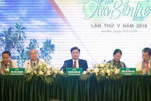 Lễ hội Dừa Bến Tre 2019 không sử dụng ngân sách