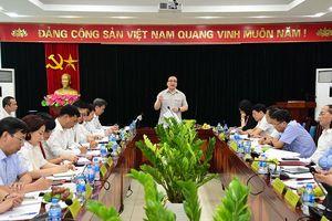 Bí thư Thành ủy Hoàng Trung Hải: Thường xuyên cập nhật tình hình để xây dựng định hướng xúc tiến đầu tư