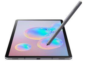 Galaxy Tab S6 kết nối tốt hơn, sáng tạo nhiều hơn