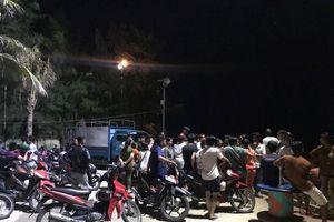 Đà Nẵng: Tìm kiếm 2 học sinh THPT mất tích trong lúc đang tắm biển