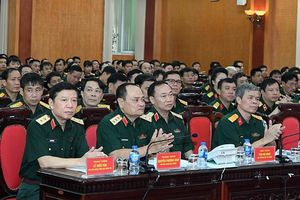 Cơ quan Tổng cục Chính trị luyện tập chuyển trạng thái sẵn sàng chiến đấu