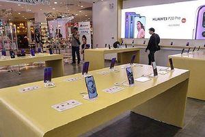 Doanh thu bán điện thoại của Huawei vẫn tăng 24% so với cùng kỳ