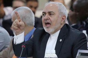 Mỹ giáng đòn xuống Bộ trưởng Ngoại giao Iran, người trong cuộc nói 'cảm ơn'