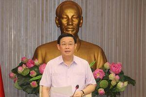 Phó Thủ tướng Vương Đình Huệ nói về vụ Asanzo