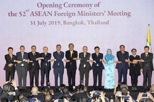 Tuyên bố chung ASEAN: Các nước lo ngại về căng thẳng trên Biển Đông