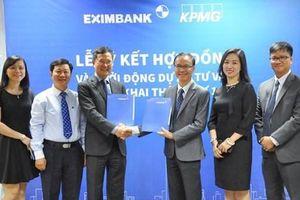 Eximbank hợp tác với KPMG tăng cường quản trị rủi ro trong ngân hàng