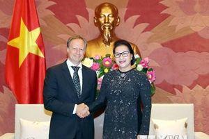 Thúc đẩy phê chuẩn sớm hai hiệp định thương mại Việt Nam-EU