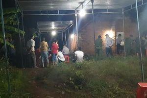 Đắk Lắk: Con trai bị cha cầm dao giết chết khi đang ngủ