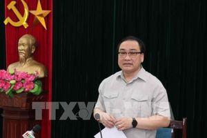 Bí thư thành ủy Hà Nội: Cần nâng chất lượng xúc tiến đầu tư thương mại du lịch