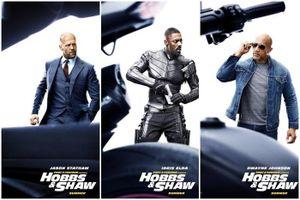Fast & Furious Presents - Hobbs and Shaw: Sự xuất hiện của 2 khách mời vô cùng đặc biệt