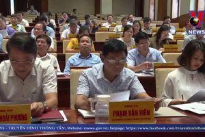 Hòa Bình kỷ luật cán bộ sai phạm trong Kỳ thi THPT Quốc gia 2018