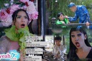 Không phải Văn học, BB Trần đưa loạt thông điệp 'cực cay' vào MV Parody 'Để Mị nói cho mà nghe'