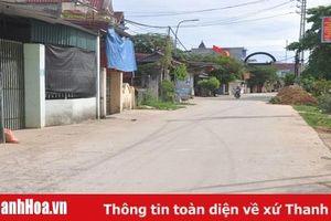 Huyện Triệu Sơn sắp xếp tinh gọn bộ máy