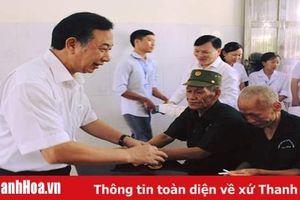 Agribank Thanh Hóa với các hoạt động nhân đạo từ thiện