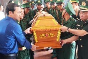 Tuyển dụng vợ Thiếu tá Vi Văn Nhất làm giáo viên mầm non