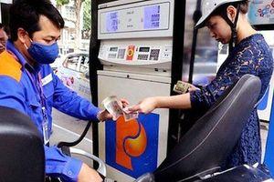 Giá xăng giảm từ 15h00 chiều nay