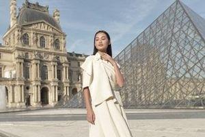 Miss Saigon cùng Lâm Gia Khang ra mắt thiết kế mới tại Paris