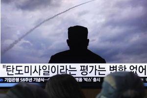 Hàng loạt 'ông lớn' gay gắt tên lửa Triều Tiên
