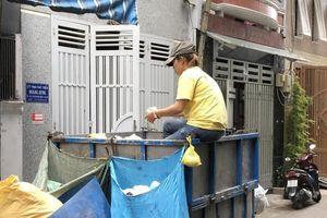 Tiếp tục nỗ lực vận động người dân không xả rác bừa bãi