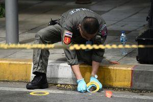 Liên tiếp xảy ra nổ bom ở Bangkok, Thái Lan