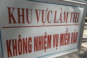Gian lận thi THPT quốc gia 2018: Kỷ luật Phó Chủ tịch UBND tỉnh Hòa Bình