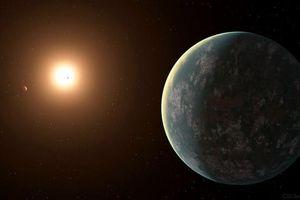 NASA phát hiện một 'siêu trái đất' có thể chứa sự sống
