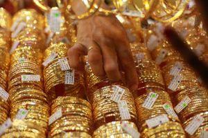 Vàng tăng vọt lên 40 triệu đồng/lượng