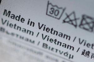 Bộ Công Thương công bố Dự thảo Thông tư Made in Vietnam