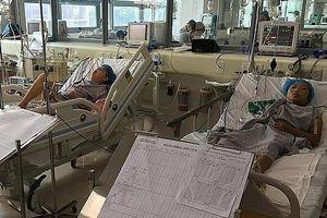 Bệnh nhân gặp sự cố chạy thận ở Nghệ An đã thoát sốc nặng