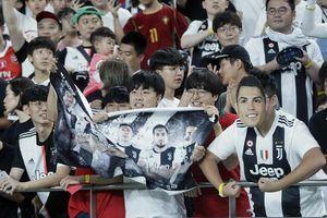 Juventus bị tố lừa đảo trong chuyến du đấu tại Hàn Quốc!