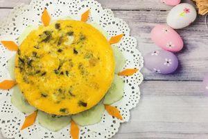 'Xóa sổ' món chả trứng hấp đơn điệu với cách làm đặc biệt này