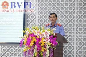 Xây dựng mô hình chính quyền điện tử trong ngành Kiểm sát tỉnh Kiên Giang