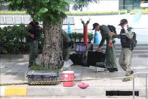 Nổ ở Bangkok: Cảnh sát Thái Lan xác nhận mối liên quan giữa các vụ nổ