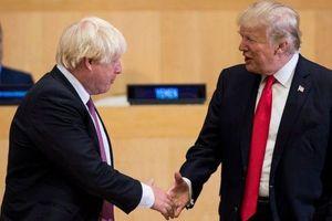 Lãnh đạo Mỹ và Nhật Bản điện đàm với tân Thủ tướng Anh