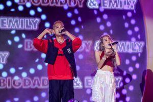 Big Daddy & Emily cùng hàng ngàn khán giả đội mưa quẩy tưng trong đại tiệc âm nhạc ở Sài Gòn