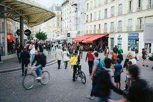 Thực trạng ngành giao đồ ăn trực tuyến tại Pháp