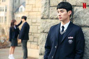Phim học đường 'Love Alarm': Kim So Hyun, Song Kang và Jung Ga Ram vướng vào mối tình tay ba ngang trái